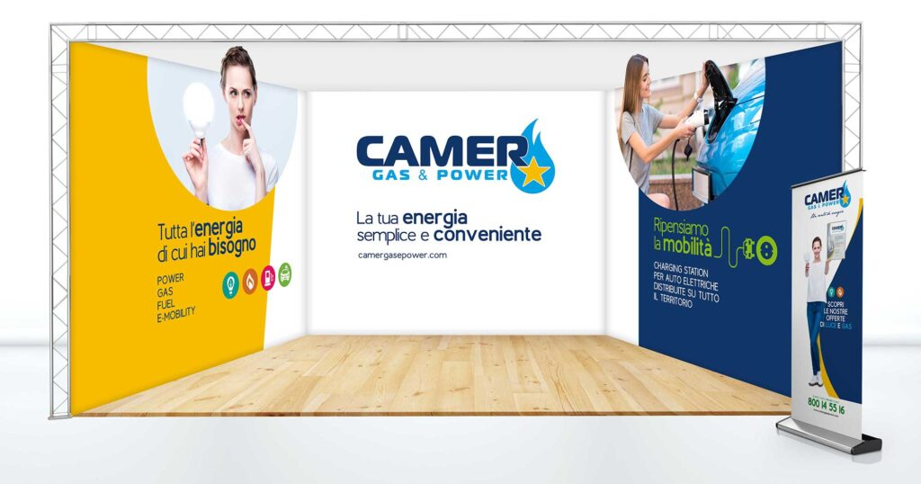 moch up stand camergas&power externa 2019